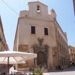 Chiesa Badia Nuova - Facciata