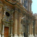 Chiesa del Collegio e Convento dei Gesuiti - Facciata