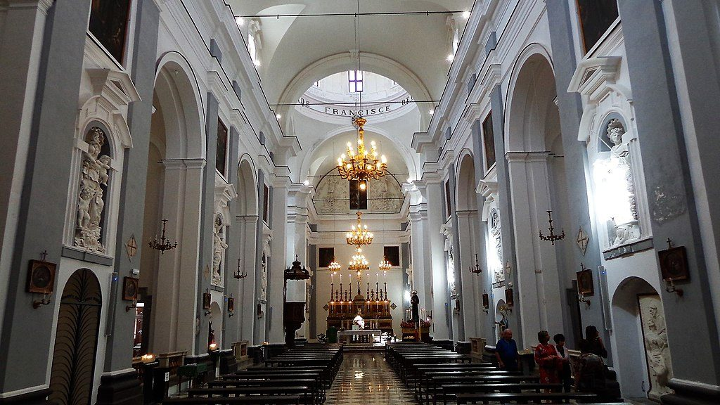 Chiesa di San Francesco - Navata centrale