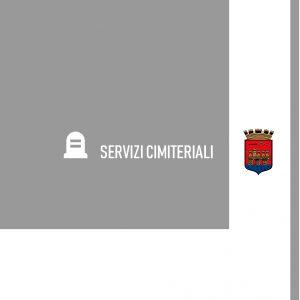 Servizi cimiteriale
