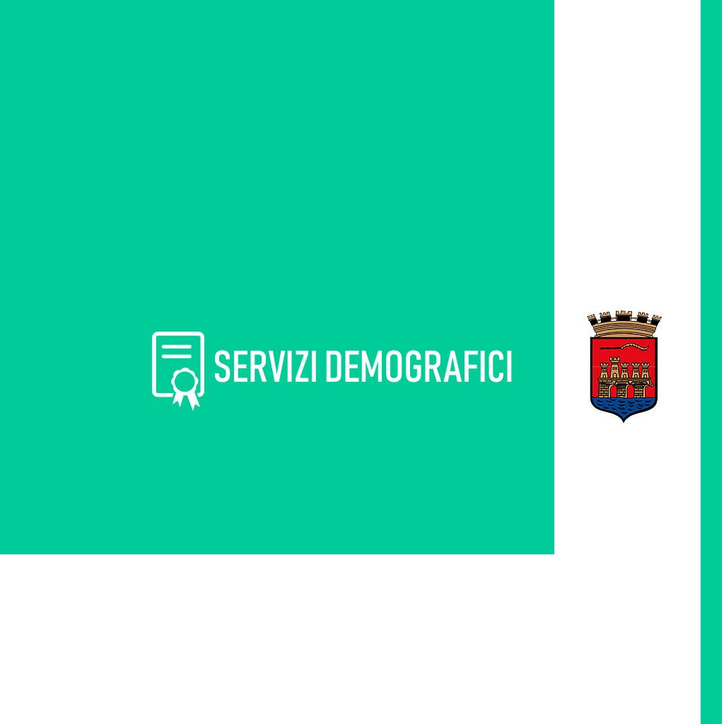 Servizi demografici - Elettorali